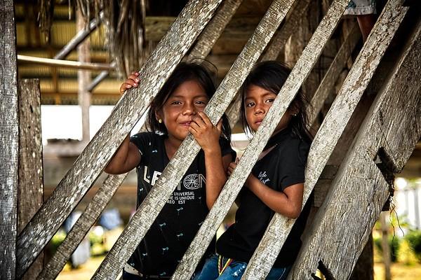Wounaan - Darien, Panama
