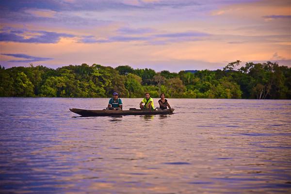 Rio Vaupés - Mitú, Colombia