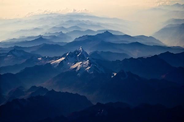 Nevado Huaguruncho - Andes Mountains, Peru