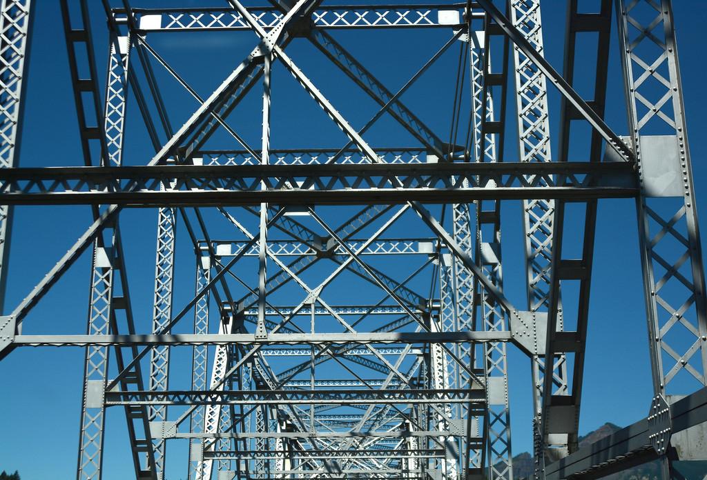 Bridge somewhere in Portland :)