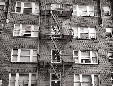 Fire Escape - Portland