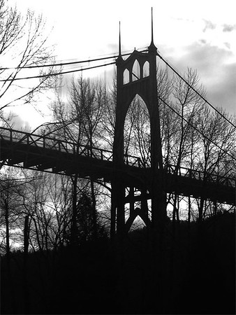 Portland Saint Johns Bridge