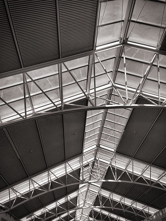 PDX (Portland Airport Terminal)