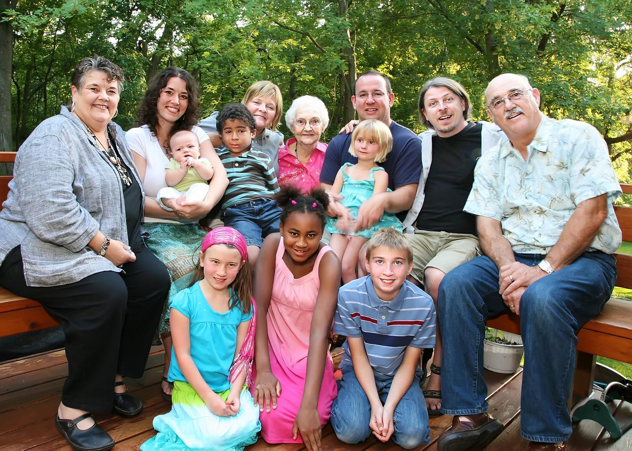 The Pratt family
