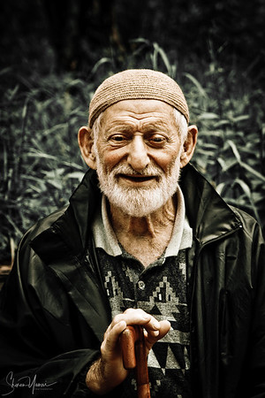 Old Turkish Man