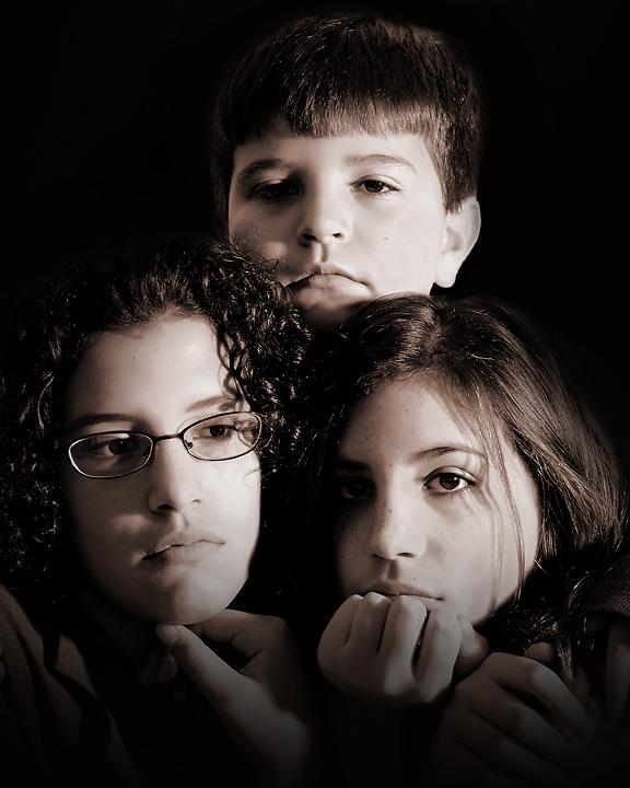 The Arsola's: Sam, Meghan and Madeline