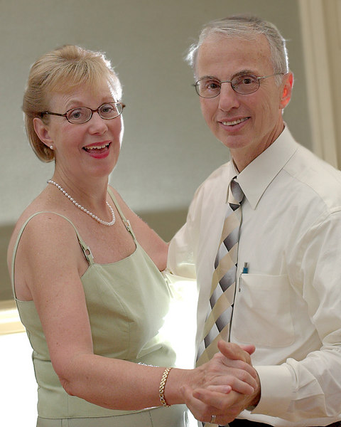 Lois and Bill Rowe - Just Married!