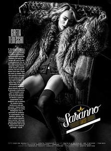 Playboy Italia - March 2016
