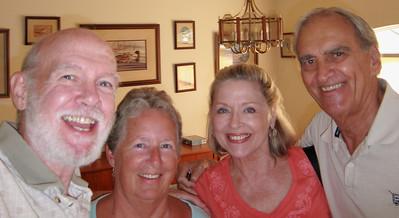 John, Pat, Ann and Tom