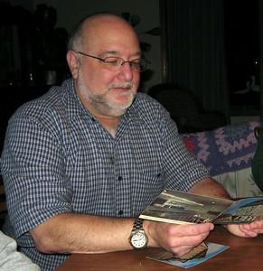 Jeff Lane at Snug Harbor