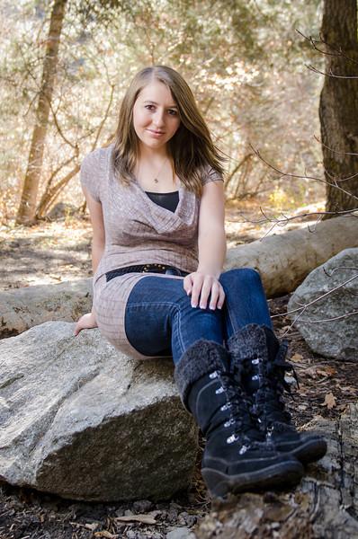 Samantha - Senior Class Ambassador