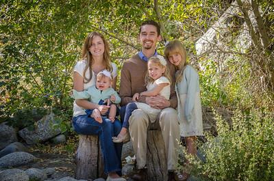 2015-08 - Chapman Family Portraits