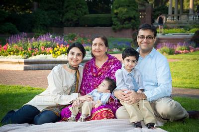 Hina's Family
