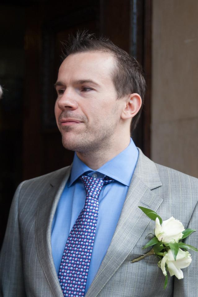 Sam, Hollis Wedding