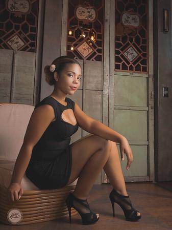 Model:  Amara Hairstylist:  Diabolic Beauty Makeup Artist:  Michelle Beckley Location:  Urban Light Studios, Seattle, WA