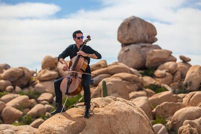 Ben Dutton at The Boulders