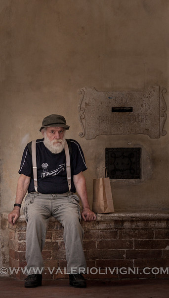 Portrait in Pienza (IT)