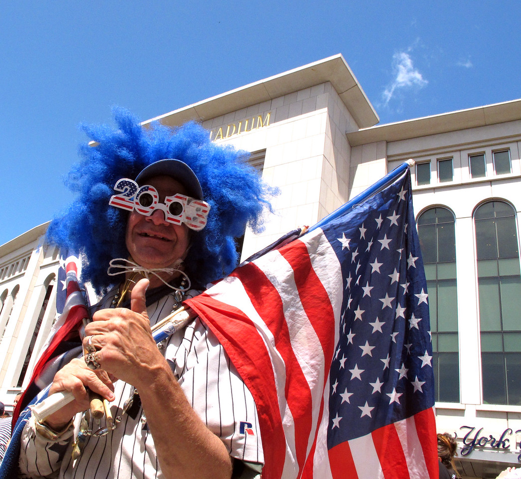 Yankee Doodle Dandy (?)