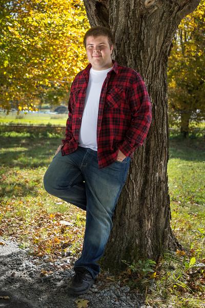 Eric Senior Portrait