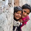 Happy Children of Said Pur village