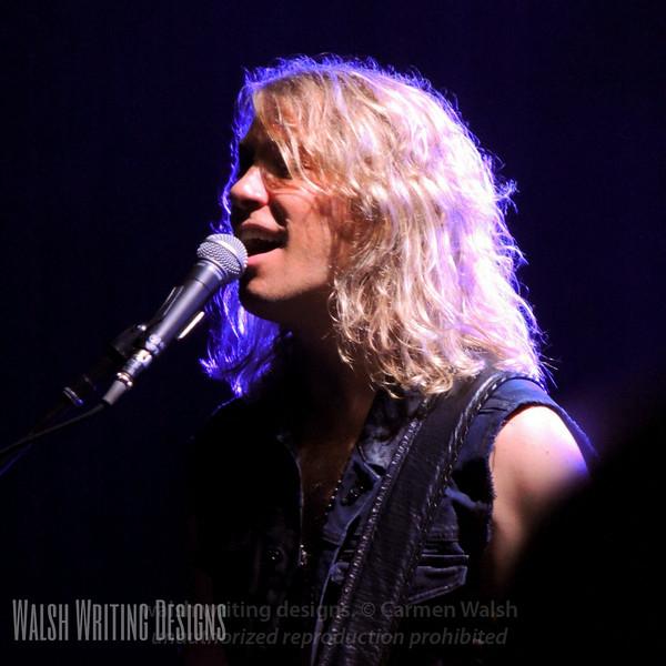 Ben Mauro -- Lionel Richie concert, July 23, 2014, Susquehanna Bank Center, Camden, New Jersey