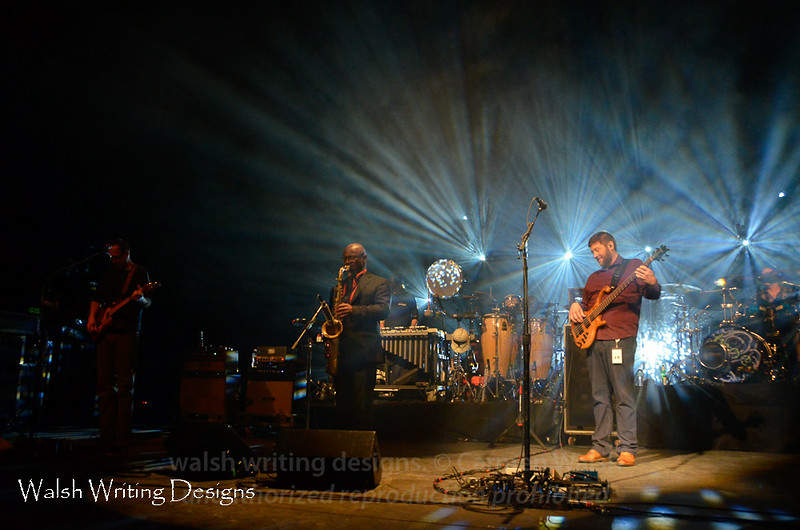 Karl Denson playing with moe --  January 26, 2014, Strand-Capitol Performing Arts Center