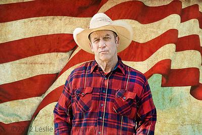 American Cowboy Patriot