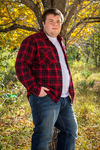 Eric Senior Portrait