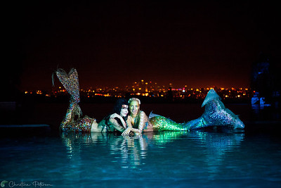 Hannah Mermaid & Aradia Sunseri