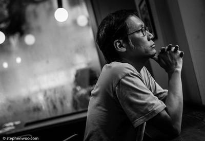 Kal Ng, 吳家龍 (Hong Kong, Canada)  Film Marker, University Lecturer  電影工作者,大學講師