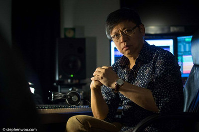 Eddie Chiu, 趙文海 (Hong Kong, 香港) Music composer and producer  香港著名作曲家,編曲家,唱片監製, 曾監製歌手包括:羅文, 汪明荃, 梅艶芳,張國榮,陳美齡, 劉德華, 陳百强 等等。現職影音總監  Photo: Stephen G Woo 胡斯翰 Camera : Leica T (TYP701) camera with Leica 50mm F1.4 Summilux-M ASPH Lens  Photographic equipment sponsored by Leica Camera AG (North America) special thanks: Downtown Camera (Canada)   #stephengwoo #胡斯翰 #stephengwoophotography #leica #leicat #leicam #leicacamera #50mm #summilux #stephengwooleicaportraiture #hongkong #eddiechiu #趙文海 — with Eddie Chiu and Chiu Eddie