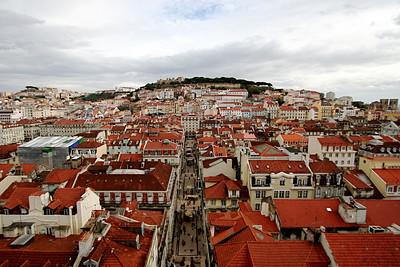 Cityscape - Lisbon