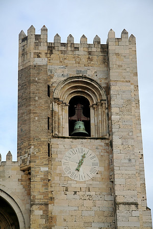 Lisbon Cathedral (Sé de Lisboa) - Lisbon