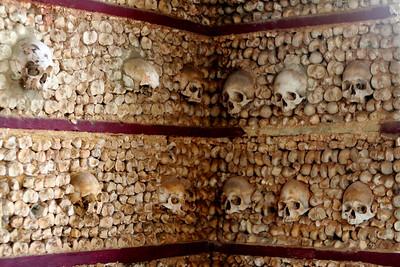 Chapel of Bones (Capela de Ossos) - Faro