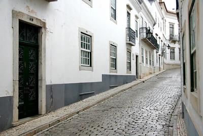 Street - Old City (Cidade Velha), Faro