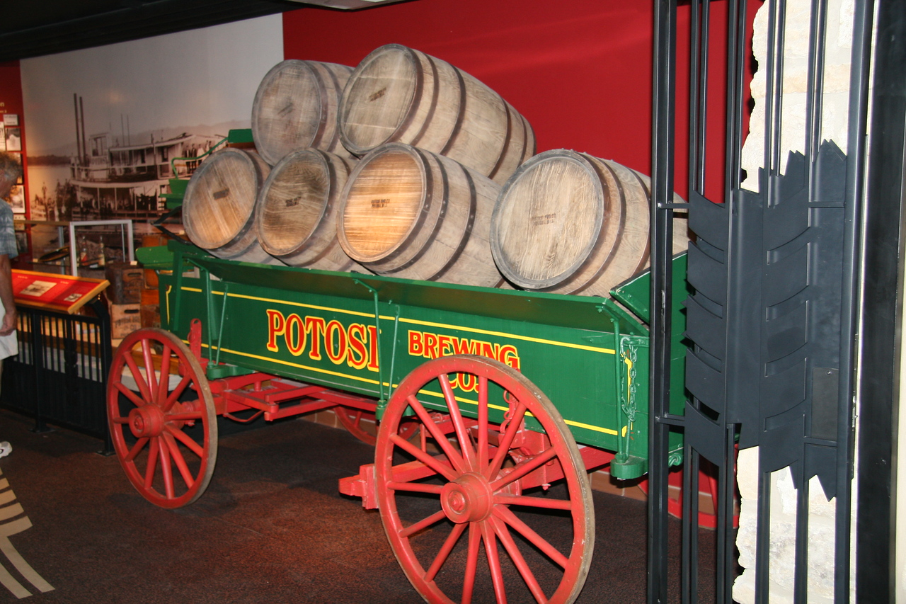 Brewery museum.