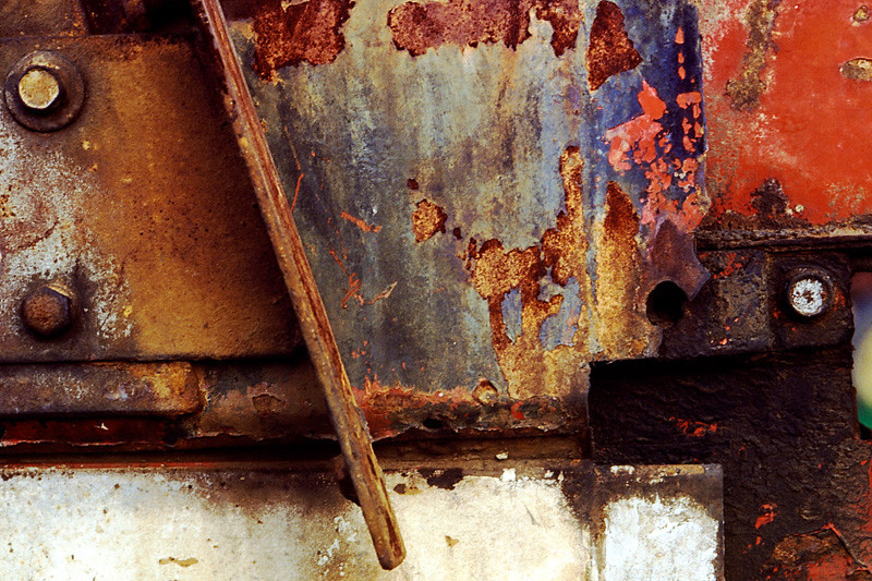 Rusted Abstract