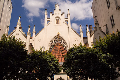 Maisel Synagogue, Josefov, Prague