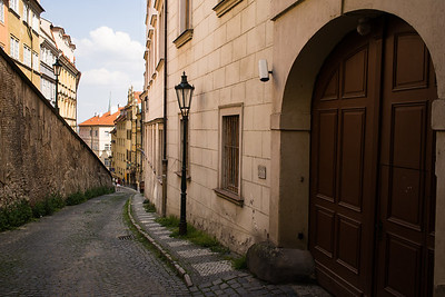 Castle Quarter, Prague