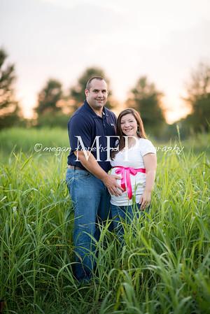 Megan and Matt   Maternity