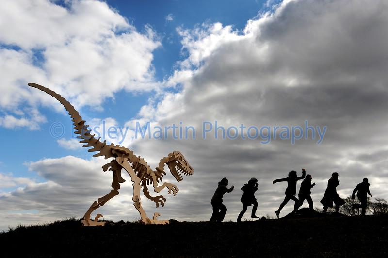Dinosaur, Edinburgh.