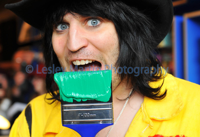 Noel Fielding, Edinburgh.