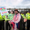 Anti Trident Demo - Faslane