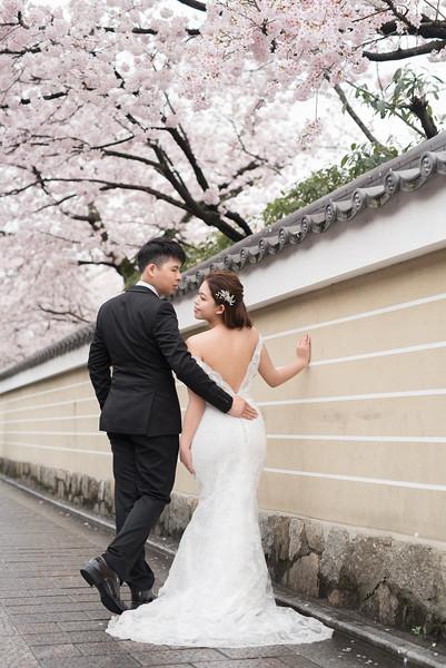 京都婚紗櫻花季 - Siy & 欣彥
