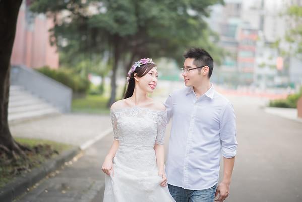 [韓系+居家自然] 台北婚紗 - 品瑄&小胡