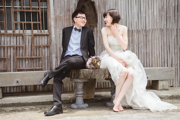 台北居家風婚紗 衍邦&Stephanie