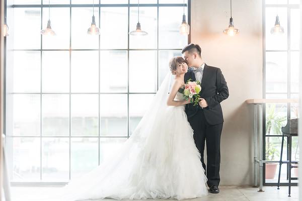 [陽明山繡球花+MAK7攝影棚] TINA & JUSTIN