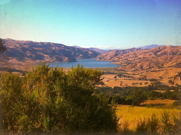 Calaveras Reservoir, San Jose, CA