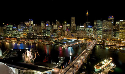 Sydney Australia Darling Harbor