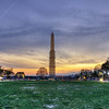 Washington Monument - HDR